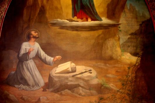 St Ignace et les Exercices Spirituels