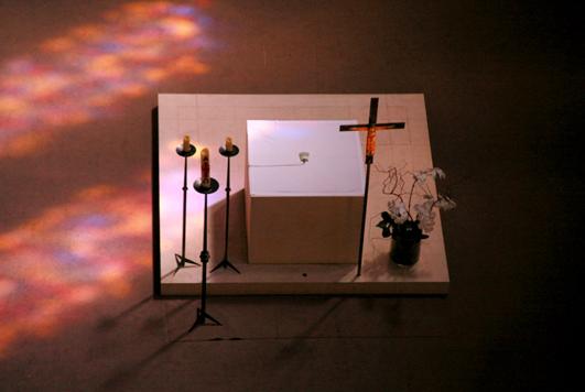 Aménagement de l'Eglise Saint Ignace